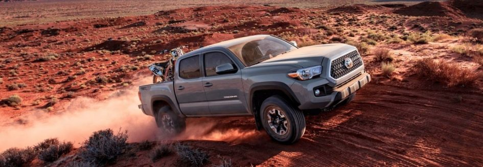2019 Toyota Tacoma pickup truck