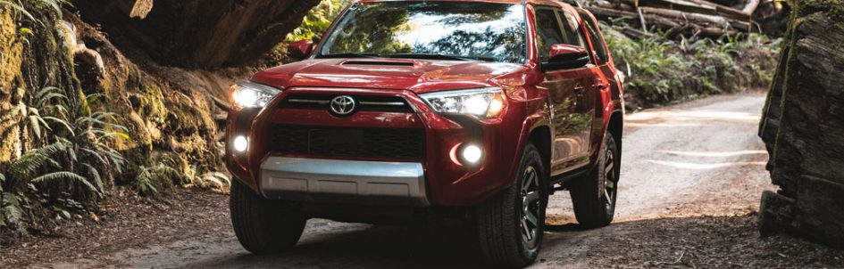 2021 Toyota 4Runner Overview in Raleigh, NC